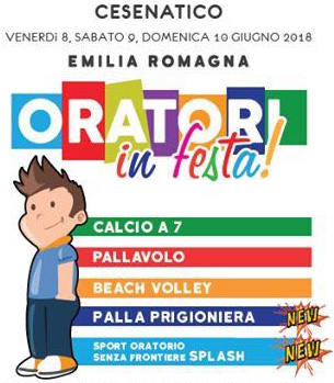 Regional festival of the oratories
